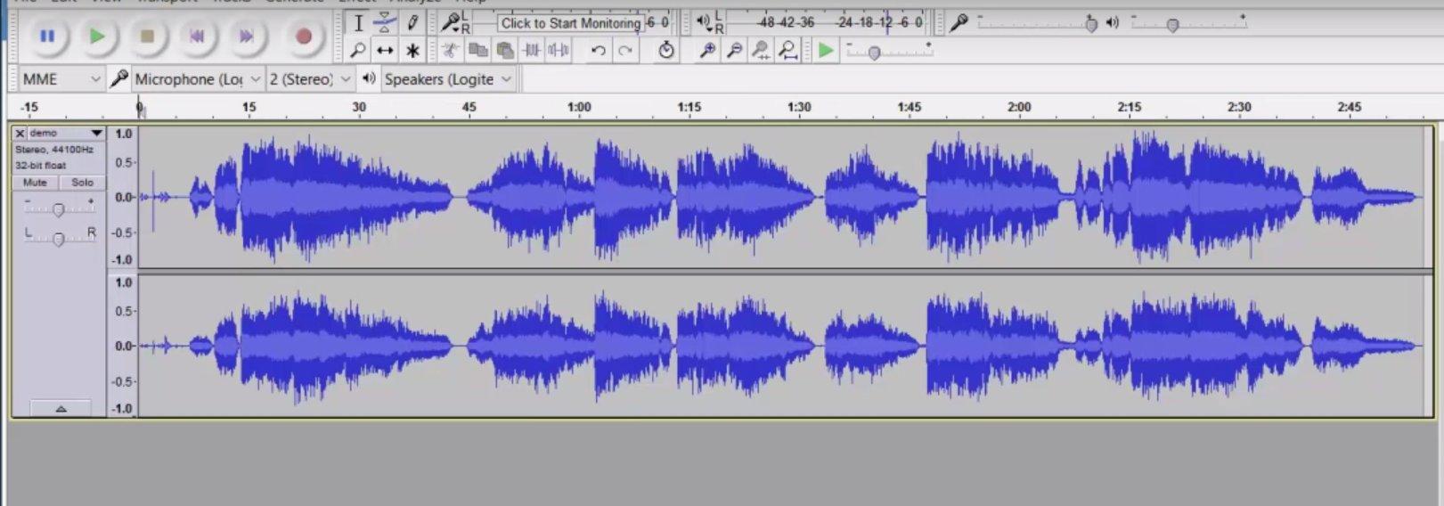 Import Audio1
